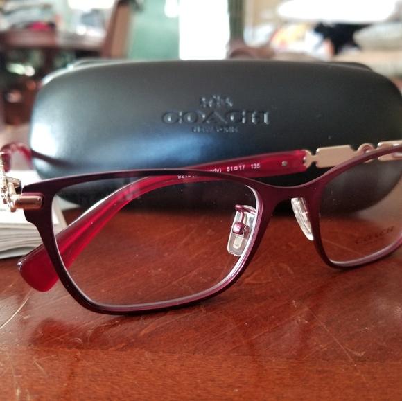 49316b246a53 Coach Accessories | New York Eyeglasses Frame | Poshmark